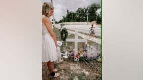 Shannon Zisa talks one year crash that killed daughter, left husband disabled