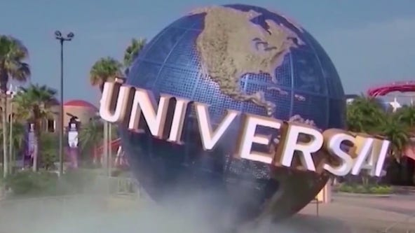 Universal Orlando theme parks to reopen to the public  on Friday