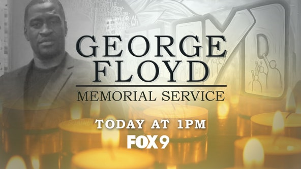 When, where, how to watch the Minneapolis memorial service for George Floyd