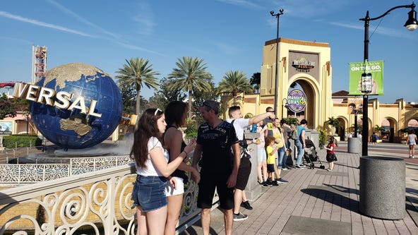 Guests at reopened resort hotels, select passholders can visit Universal Orlando ahead of June 5th reopening