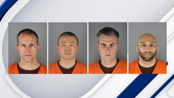 3 other Minneapolis police officers charged in George Floyd's death, Chauvin charges upgraded