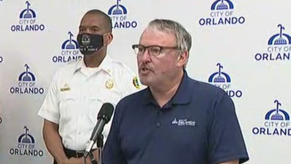 Curfew now at 8 p.m. for portions of Downtown Orlando, rest of county will keep 10 p.m. curfew, officials say