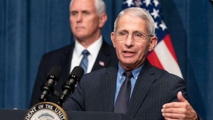 Fauci expresses doubts over potential COVID-19 vaccine efficacy in US due to anti-vaxxers