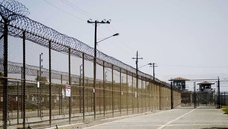 California Prison for Men