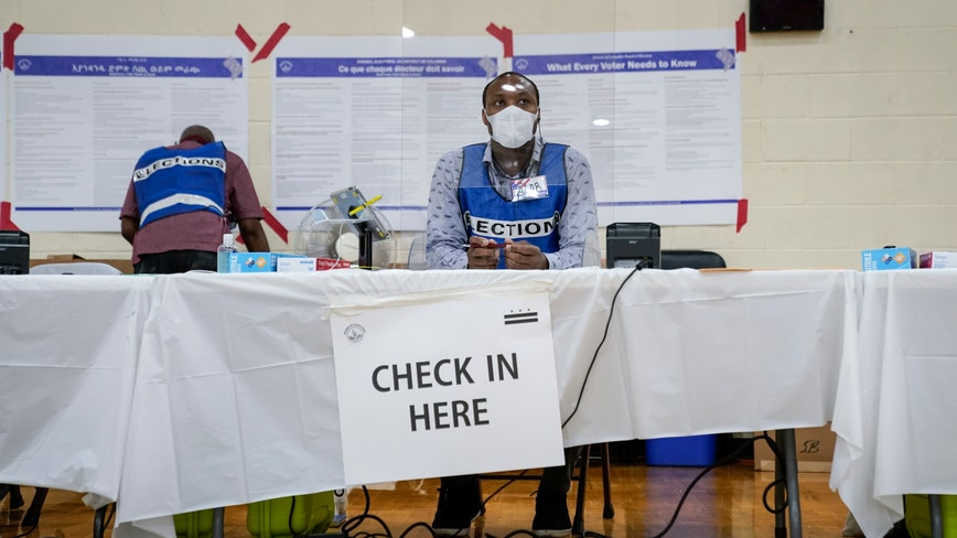 9 states, DC vote amid coronavirus pandemic, social unrest