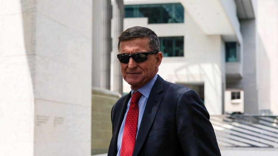 980716c7-Former Trump National Security Advisor Michael Flynn Returns To Court