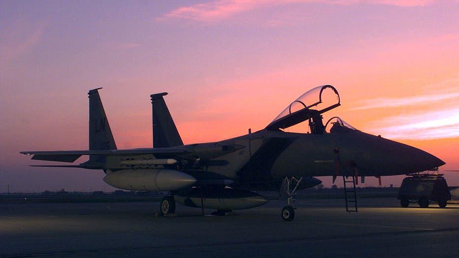 F 15C Eagle