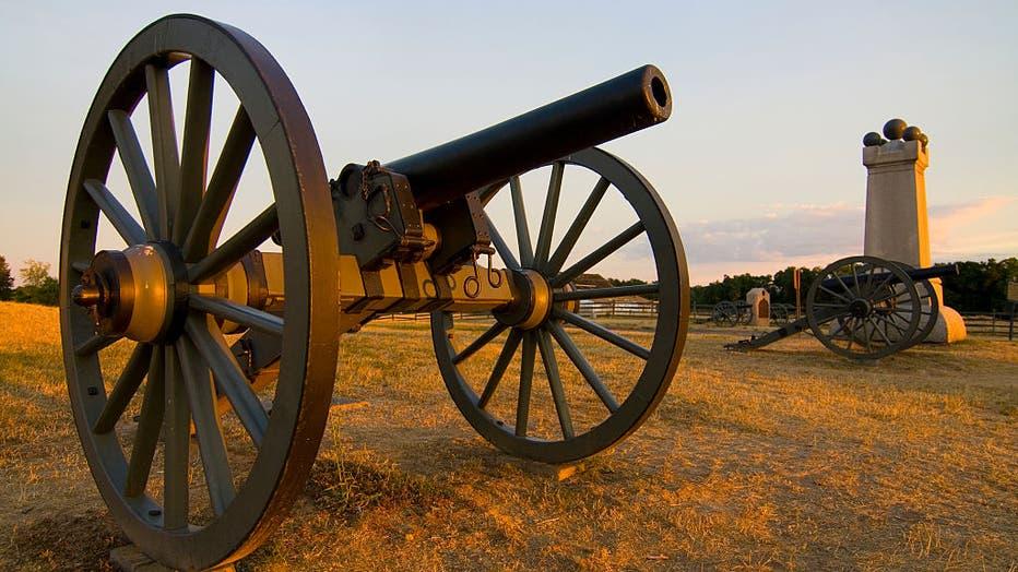 USA - Travel - Gettysburg