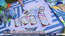 Cool gadgets for summer fun