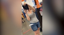 'I believe in white power': Woman arrested after allegedly attacking Home Depot shopper in mask dispute