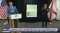 Seminole County leaders discuss COVID-19 economic impact