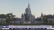 What guests can expect when they return to Disney