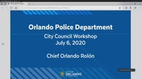 Changes coming to the Orlando Police Department