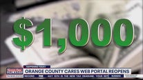 Orange County CARES application portal to reopen on Monday