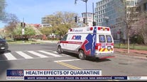 Health effects of quarantine