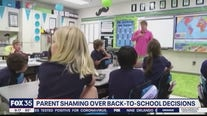 Parent shaming over back-to-school decisions