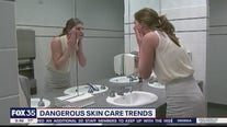 Dangerous skin care trends