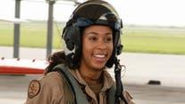 Navy announces first Black female Tactical Aircraft pilot