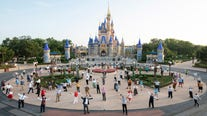 WATCH: Here's an inside look at Magic Kingdom, Animal Kingdom on reopening day