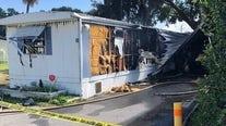 Arrest made after bodies of 2 women found inside burning Leesburg home