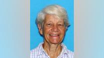Missing elderly woman found safe, Central Florida deputies confirm