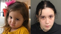 Missing 4-year-old Lake County girl found safe