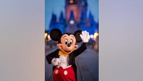 Starting Tuesday, Disney parks on both coasts no longer requiring face masks for fully vaccinated guests