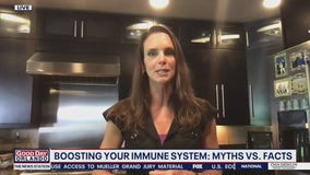 Boosting your immune system: Myths vs. Facts