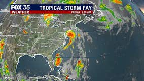 Tropics Update: July 10, 2020
