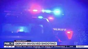 Deputy-involved shooting in Flagler County