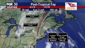 Tropics Update: July 11, 2020