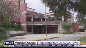 Volusia County prepares for graduation ceremonies