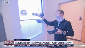David Does It: Restore Hyper Wellness and Cryotherapy