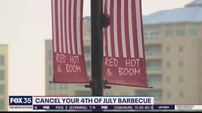 Fourth of July weekend warning