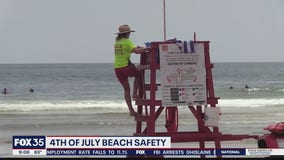 4th of July beach safety