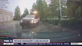 Road Ranger truck stolen after responding to hit and run, deputies say