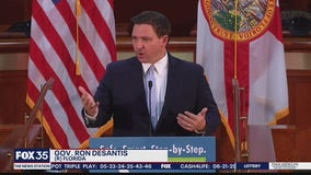 Governor reacts to FOX 35 investigation on COVID data discrepancies