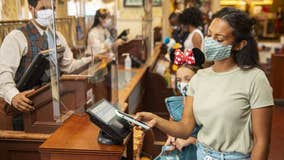 Disney World updates mask policy at dining locations