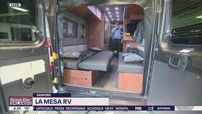 David Does It; La Mesa RV