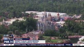 Disney's busy week ahead