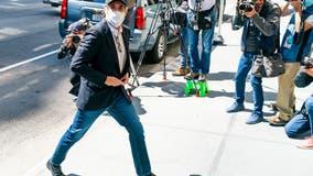 Michael Cohen reportedly taken back into federal custody