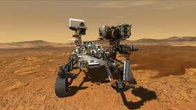 Perseverance rover expected to touchdown on Mars on Thursday