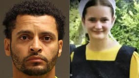 Pennsylvania man charged with kidnapping missing Amish woman; police believe she 'was harmed'