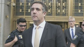 NY prosecutors interview Michael Cohen an 8th time in Trump probe