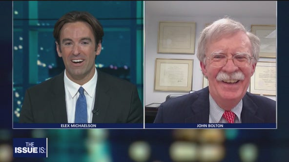 The Issue Is: John Bolton, Eric Swalwell publish new books surrounding Trump's impeachment