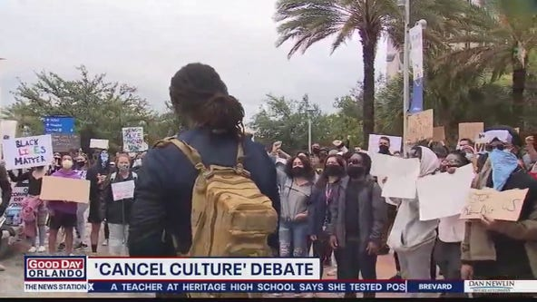 'Cancel Culture' debate