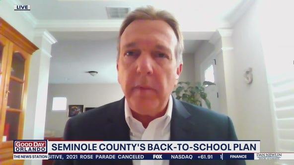 Seminole County's back-to-school plan