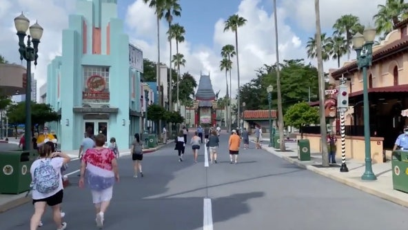 Disney's Hollywood Studios and Epcot parks open for employee preview