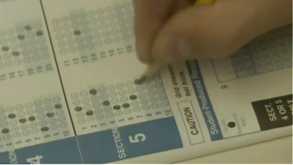 Students losing out on potential scholarship money by missing chances to take SAT