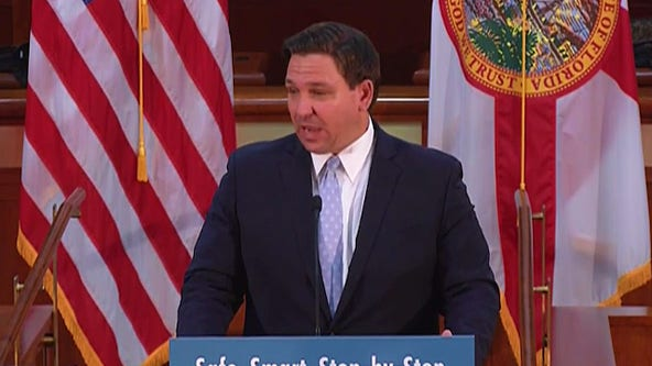 Governor reacts to FOX 35 investigation into COVID-19 data discrepancies